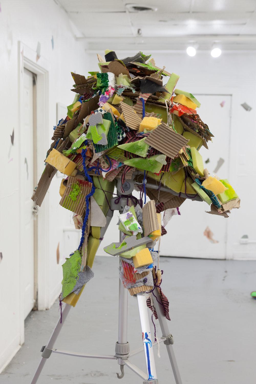 Hubert Posey,  Untitled 1-3