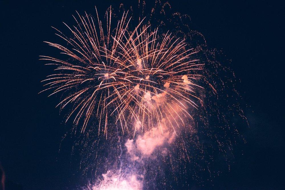 Parade & Fireworks -