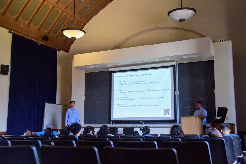 UCLA UndocuSITE Presentation