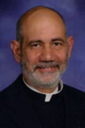 Father Angelo Maggos - Father Angelo Maggos grew up in Tarpon Springs, FL. He graduated from Tarpon Springs High School and received a Bachelors of Mechanical Engineering Degree from the Florida Institute of Technology in Melbourne, Florida.