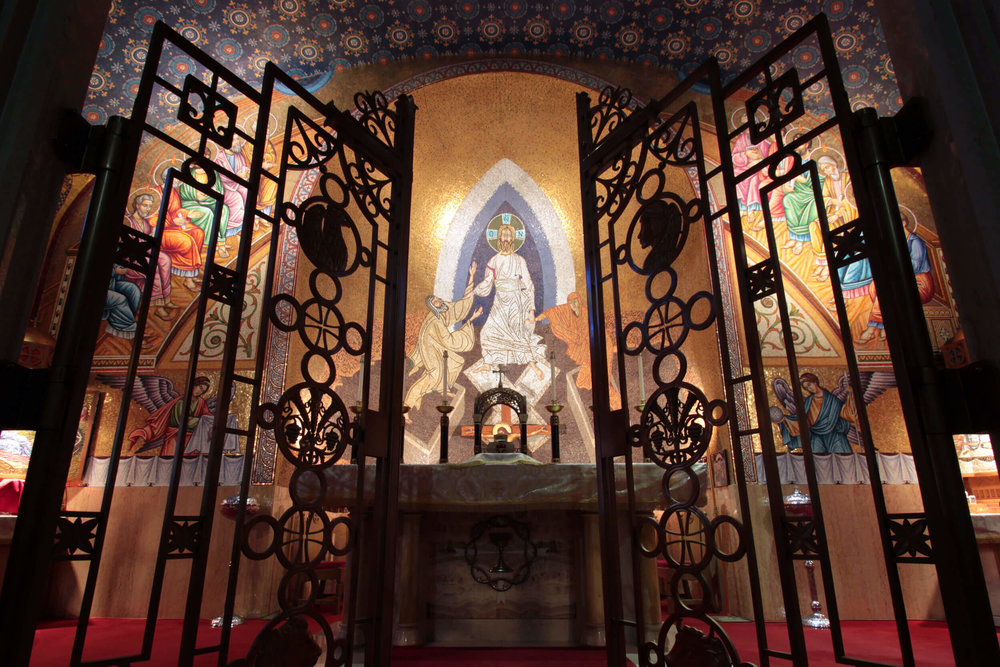 Welcome to   Annunciation Greek Orthodox Church!    Learn More