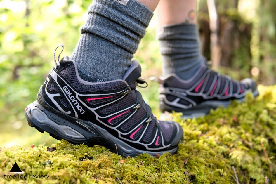 The Salomon X Ultra 2's are an equal mix of comfort and support.   Photo by Steve Redmond   Photo: Steve Redmond