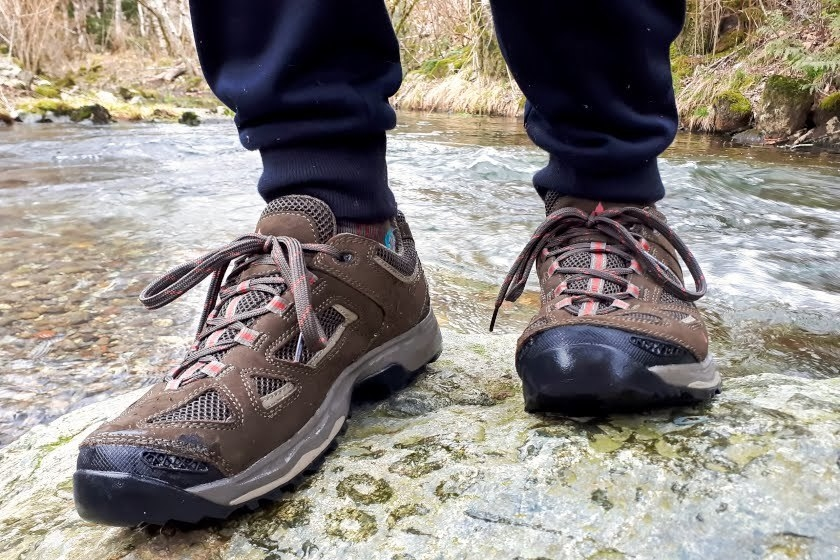 The Most Breathable Hiking Shoe - Vasque Breeze III LowRead why→