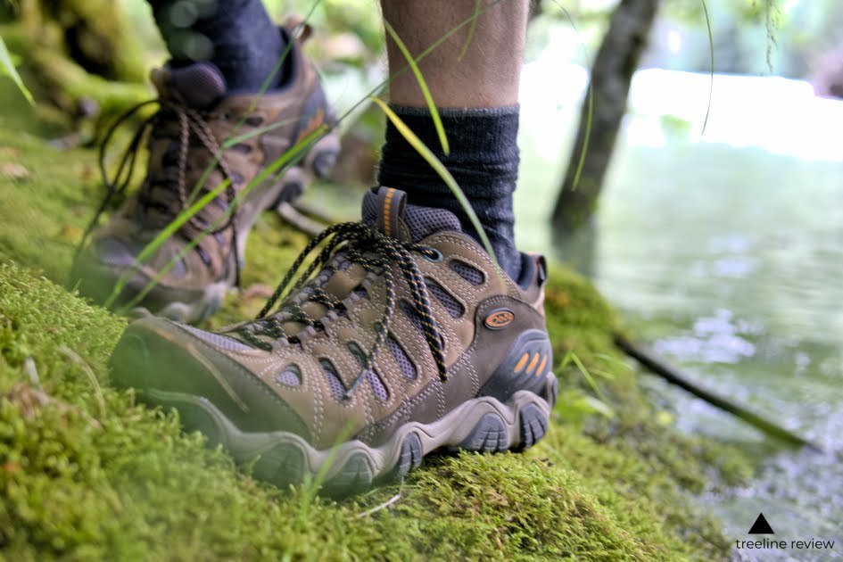 What you should look for in a hiking shoe -