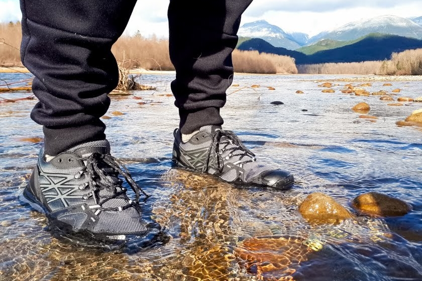 The Best Hiking Shoe for Speed - North Face HedgehogRead why→
