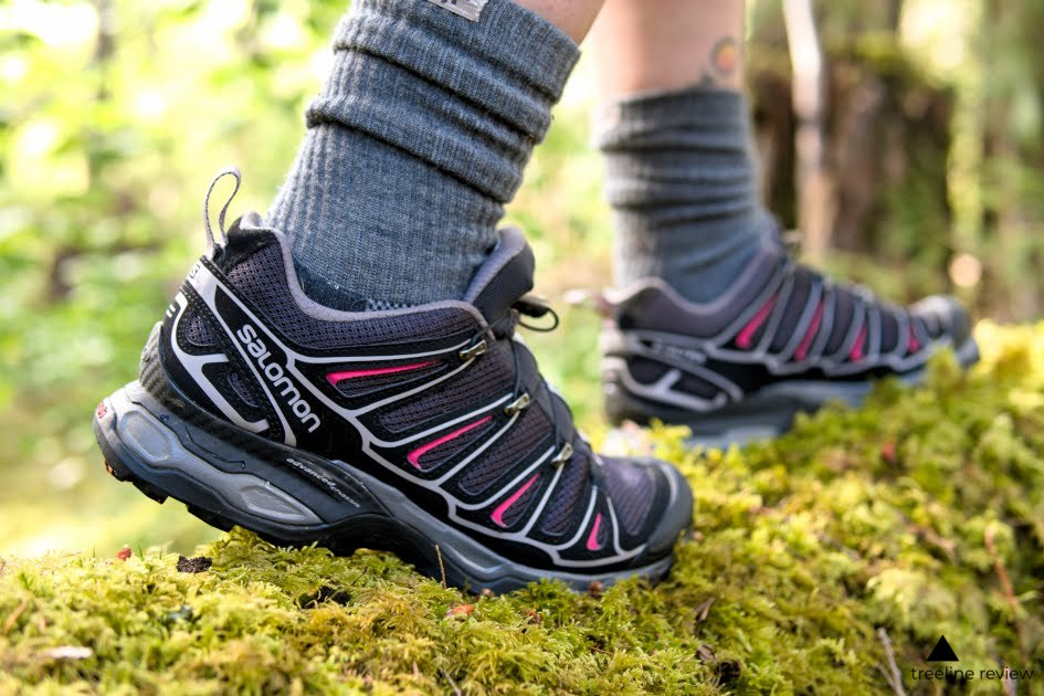 The Best Shoe for Most People - Salomon X Ultra Low 2Read why→