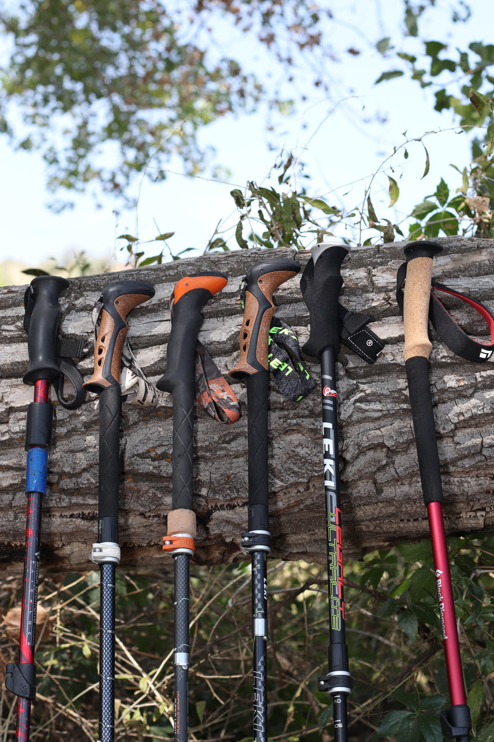 - READ THE FULL COMPARATIVE REVIEW OF HIKING POLES HERE