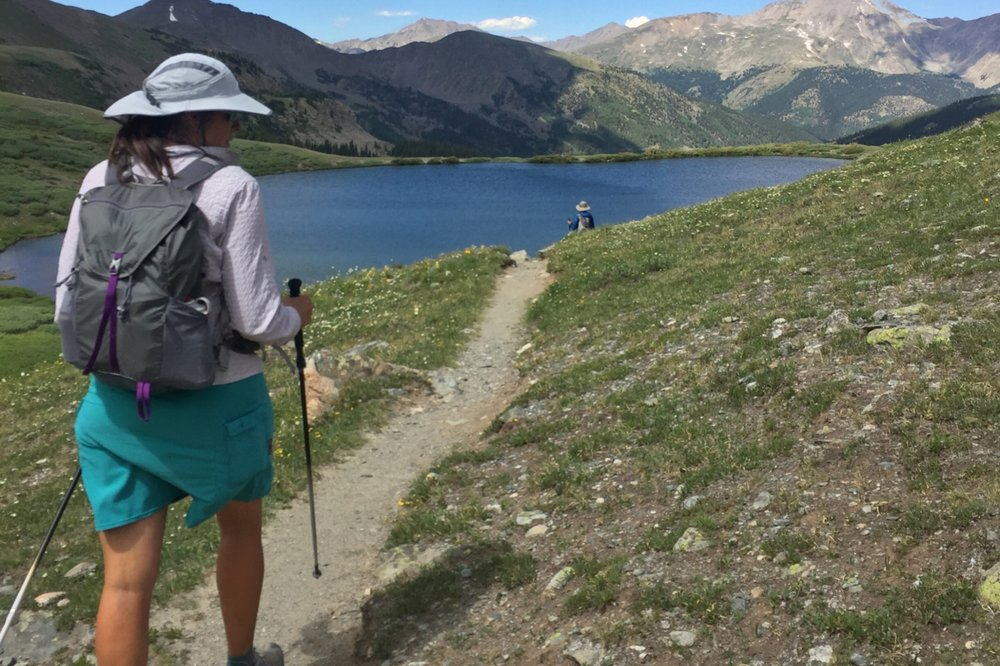 The Best Hybrid Hiking Poles - REI Coop Flash CarbonRead why →