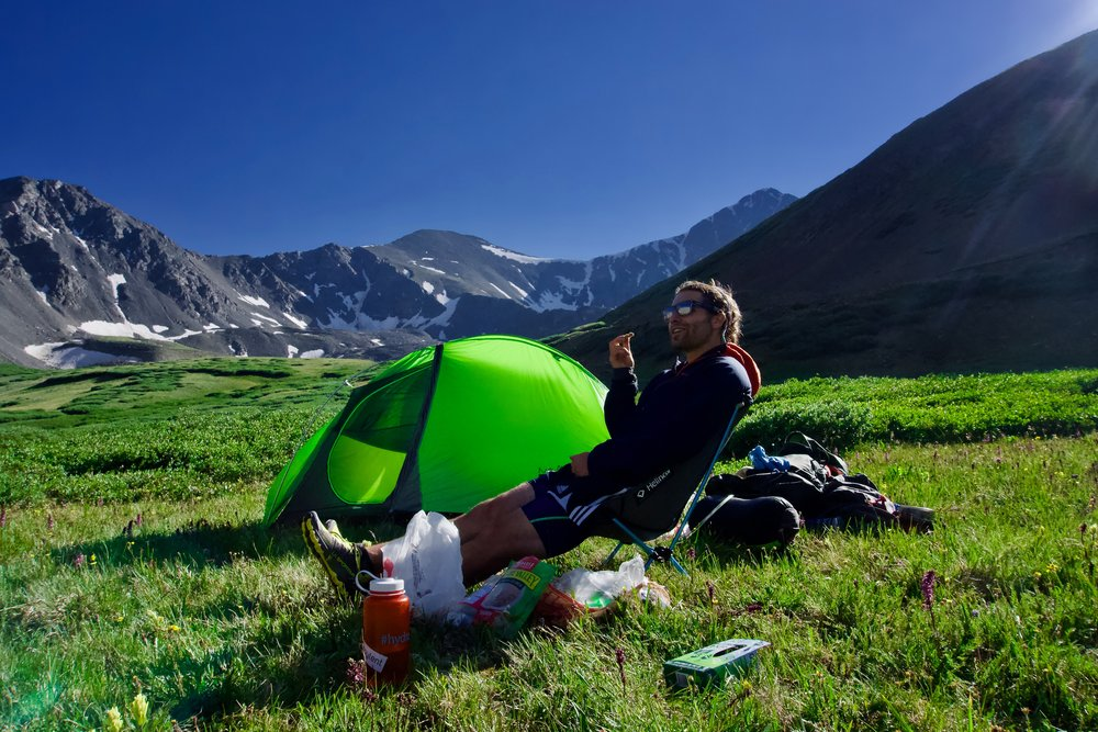 The BEST LIGHTWEIGHT TENT - Nemo Hornet 2Read why →