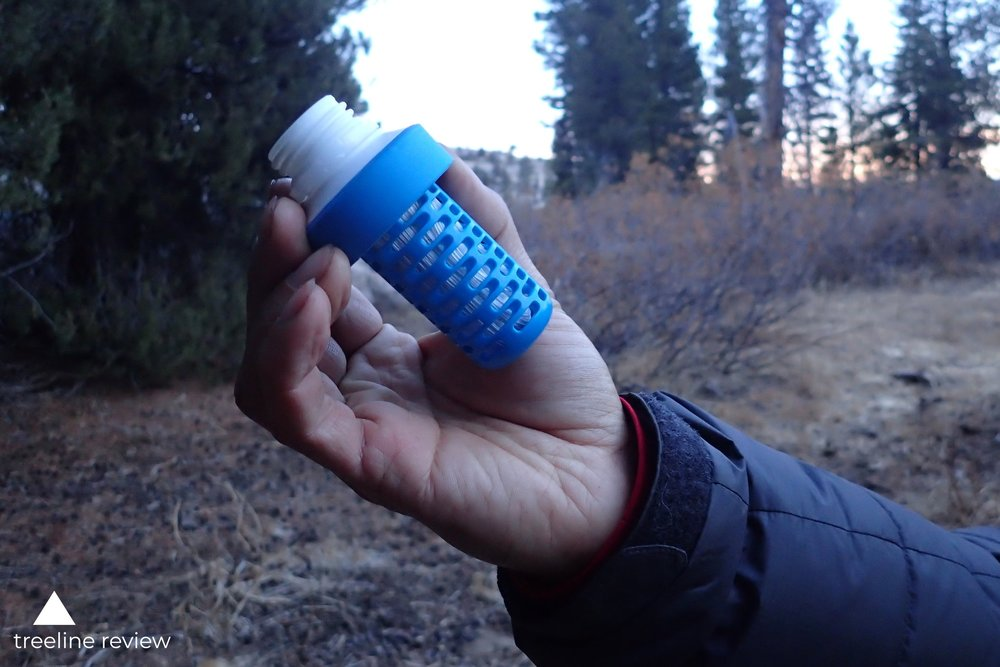 BEST WATER FILTER FOR SHORT TRIPS - Katadyn BeFreeRead why→