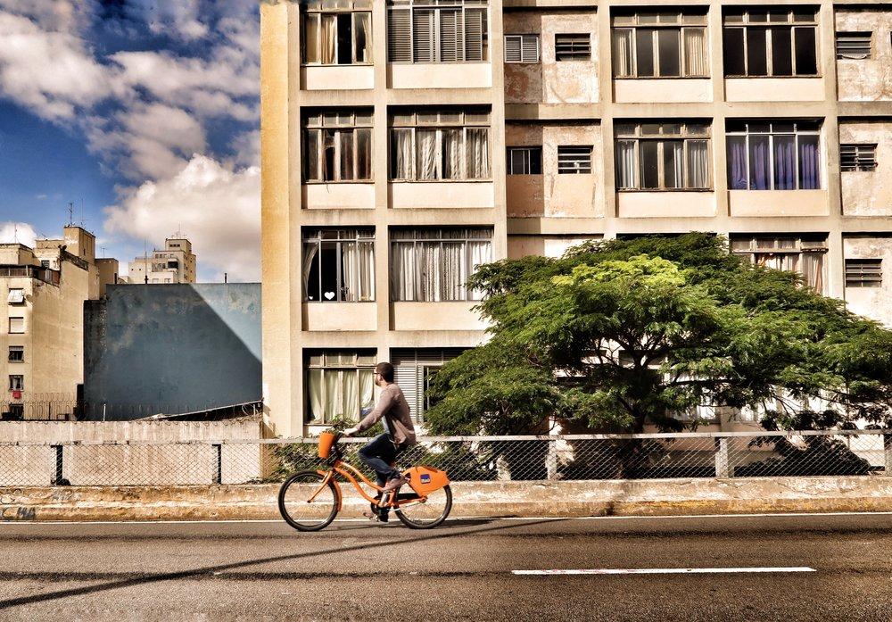 You aren't doomed to ride bikeshare bikes. Photo by    D A V I D S O N L U N A    on    Unsplash