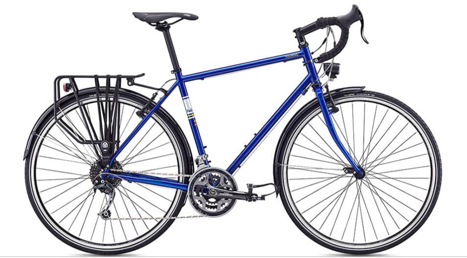 Best Affordable Touring Bike - Fuji TouringFuji Touring DiscRead why→