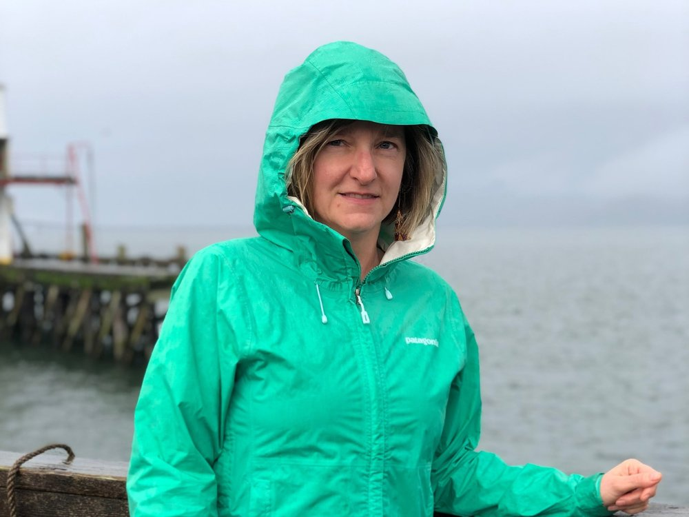The Eco-Friendly Rain Jacket - Patagonia TorrentshellRead why→