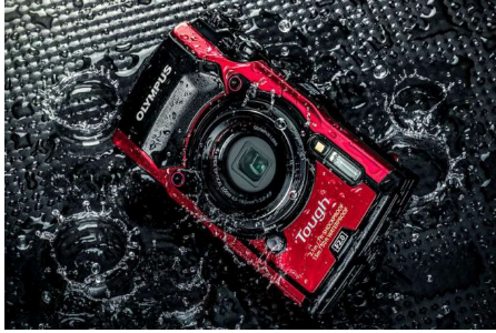 The Best tough camera - Olympus TG-5Read why→