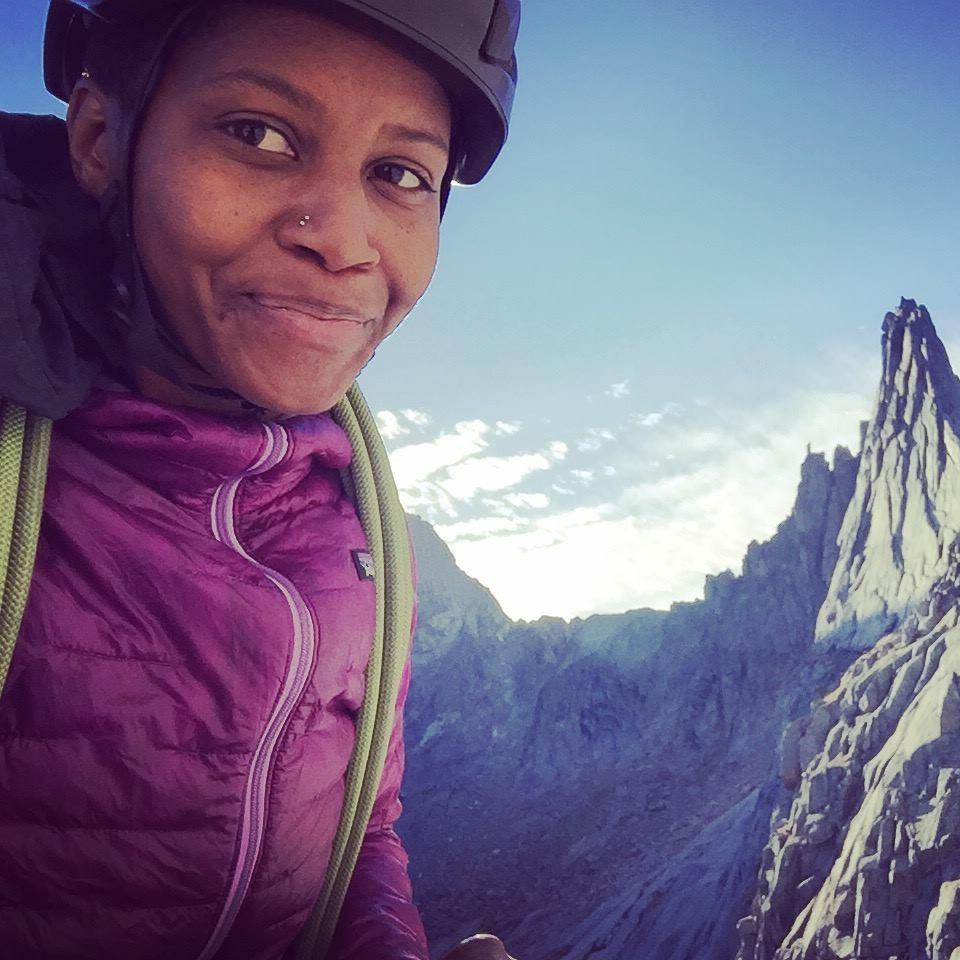 Grace anderson - Contributing Writer - Climbing