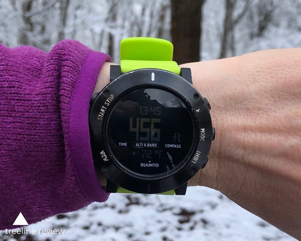 The Best ABC Watch without GPS - Suunto CoreRead why →