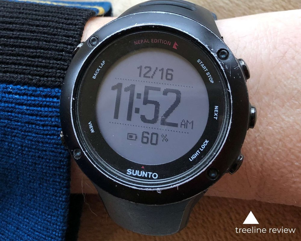 The Best altimeter Watch for Battery Life - Suunto Ambit3 PeakRead why →