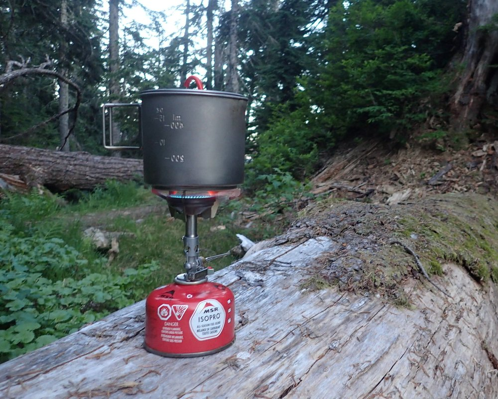 The Best Backpacking Stove-Advanced - Soto WindmasterRead why→