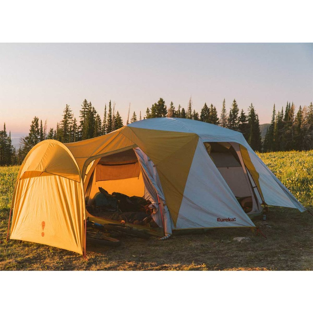 The Best Camping Tent - Eureka BoondockerRead why→