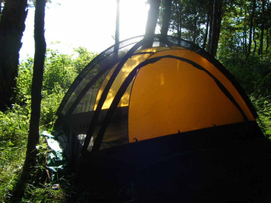 Best Camping Tent on a Budget - Eureka Copper CanyonRead why→