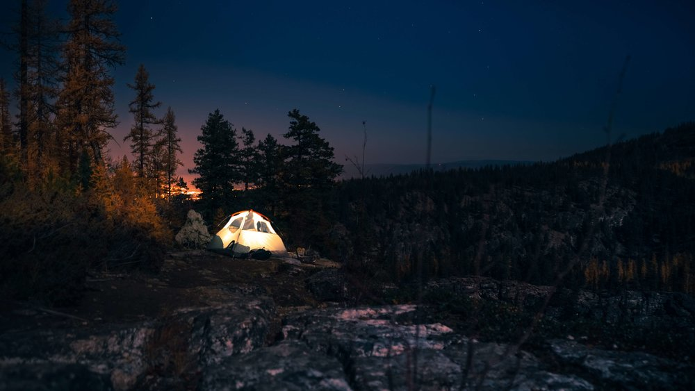 Most camping tent repairs are easy to do. The knowledge can give you a better night's sleep should anything go wrong.   Photo by    Aidan Feddersen    on    Unsplash