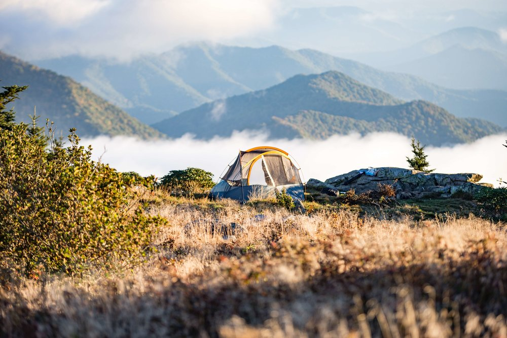 On foggy mornings or days where there is moisture in the air, ventilation is even more important for a camping tent.   Photo by    Christopher Jolly    on    Unsplash