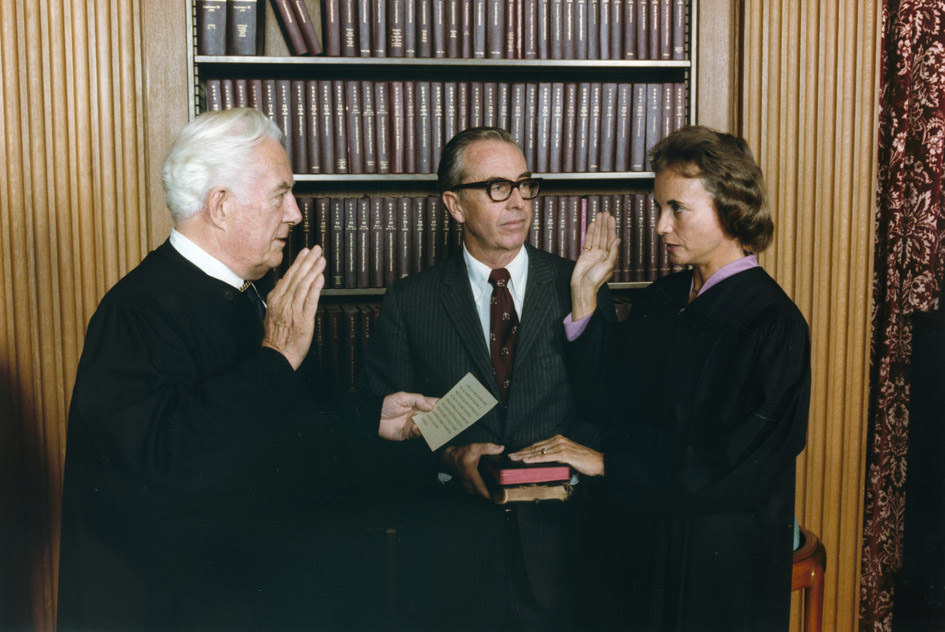 "Rule of law integral to integrity - ""Commitment to the rule of law provides a basic assurance that people can know what to expect whether what they do is popular or unpopular at the time."" —Supreme Court Justice Sandra Day O'Connor"