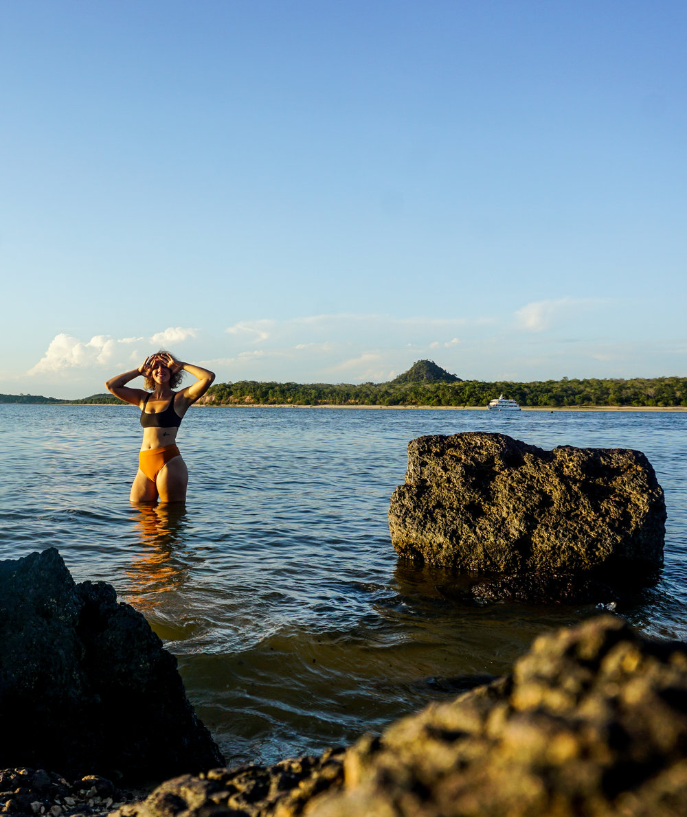 A Week's Worth of Money and Life in the Brazilian Amazon