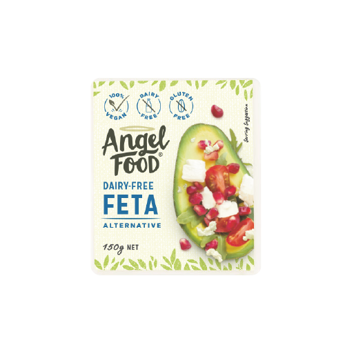 dairy free feta alternative angel food