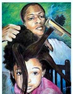 black-girl-getting-hair-combed