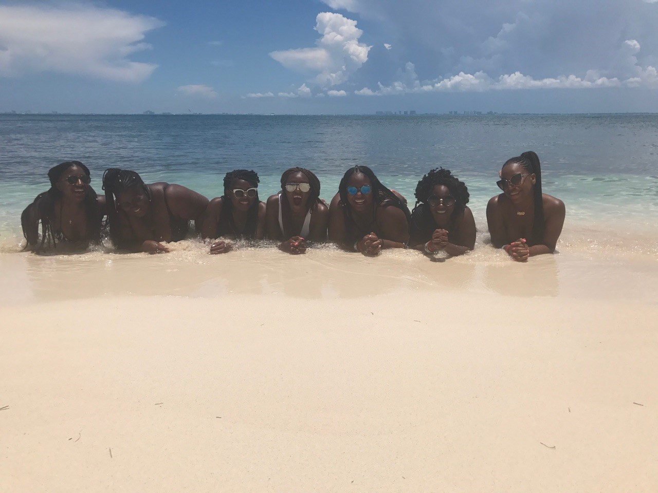 black girls vacay sequoya