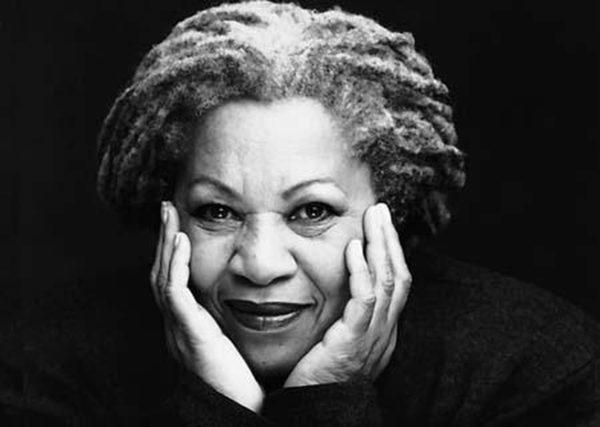 Toni Morrison via Google