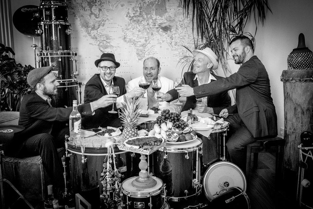 Benedikt HesseCubaNola - New Orleans Funk hits Cuban Jazz !