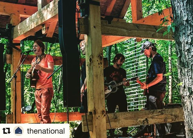 Played an unrehearsed and fairly impromptu solo set with these wonderful folks @eauxclaireswi today. Quiet River of Dust is about to finally make itself audible to the wider world… stay tuned…  https://ift.tt/2KX1rM1