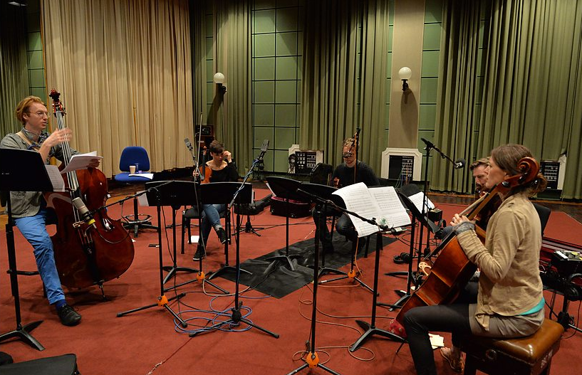 Listen back to my Late Junction BBC Radio 3 Maida Vale session here:  http://www.bbc.co.uk/programmes/b04960gn