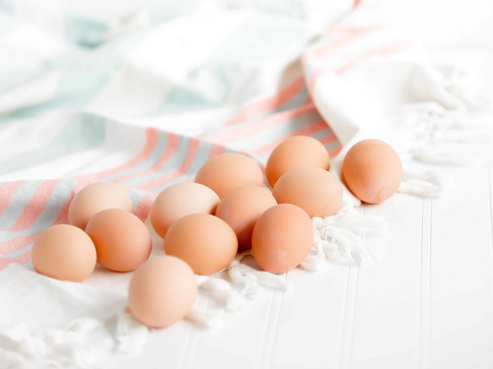 Ice can help you cook the perfect eggs!