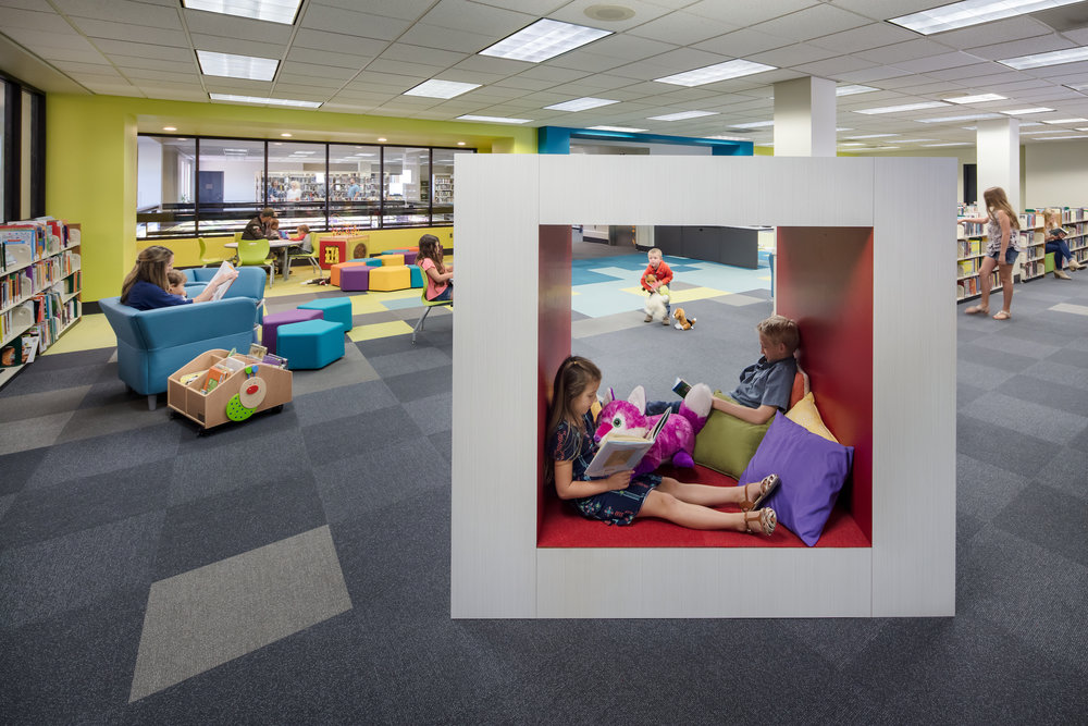 Children's Reading Area
