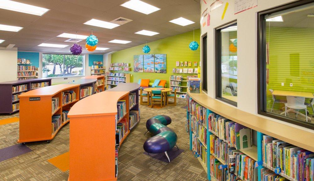 Children's Reading Area
