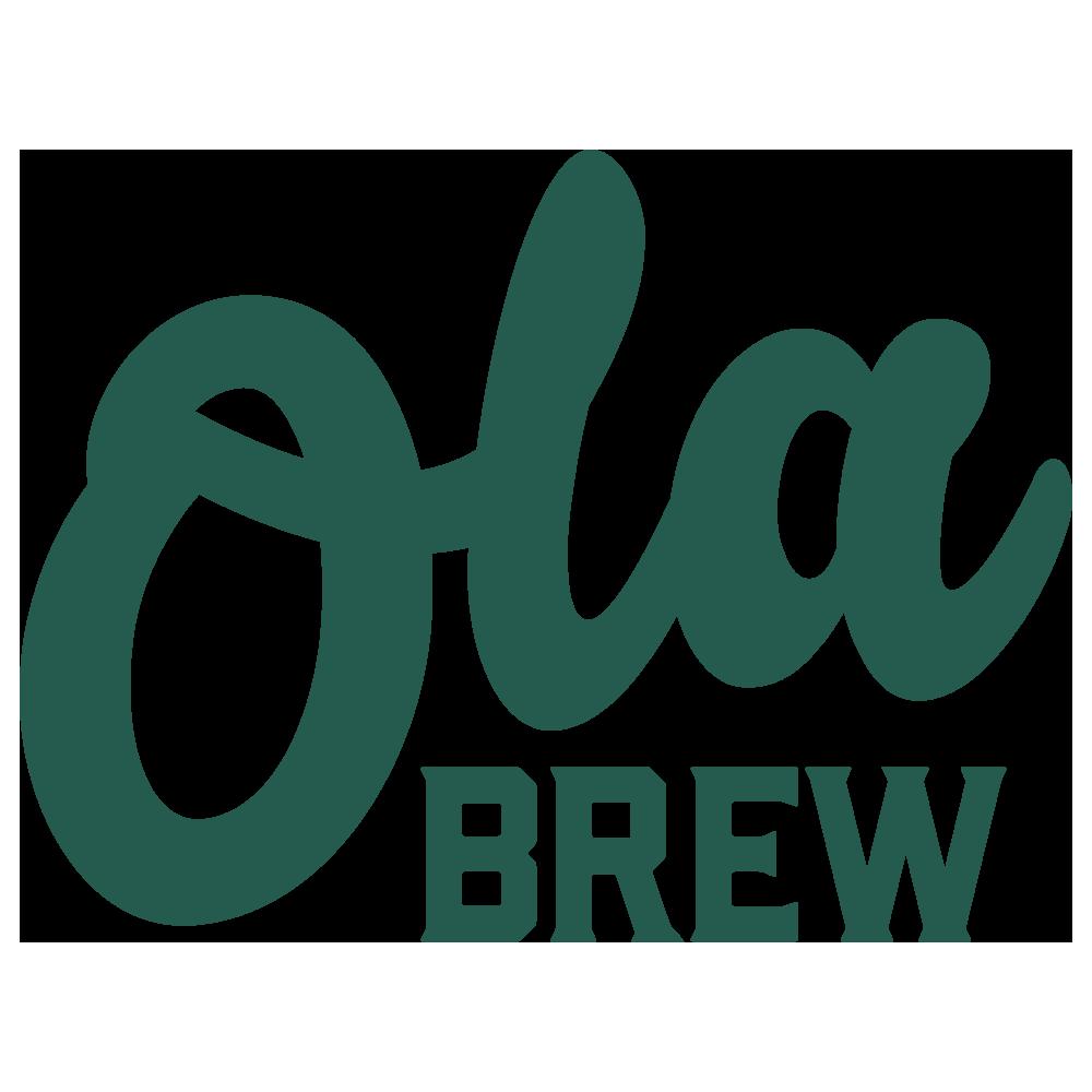 Ola Brew Logo