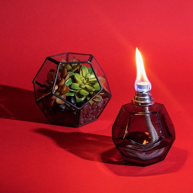 Purify and perfume the air around you with Maison Berger. Simply fill your lamp with fragrance, soak the wick, and light the burner for two minutes. Blow out the flame and replace the vented top to diffuse scent for 30-40 minutes.  #scent #homefragrance #MaisonBergerUSA #fragrancelamp #madeinfrance #purifyandperfume #homedecor #GeometryCollection