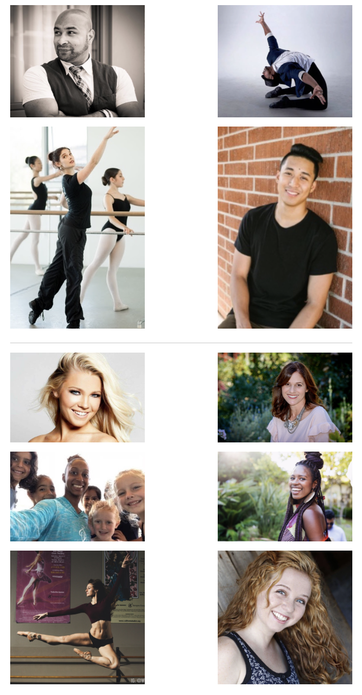 Wow-za! - Look at this INCREDIBLE Teacher line up for our Studio Program Classes!Talk about seeing some IMPROVEMENT in your dancers! This is the year!~ Ryan Beck ~ Christopher Nolen ~ Amanda Daly ~ Kevin Belisario ~ Shelbi Buchholz ~Karen Coleman ~ Ashley Blanchard ~ Brandi Jelks ~ Megan Nicotera ~ Sydney Arts~