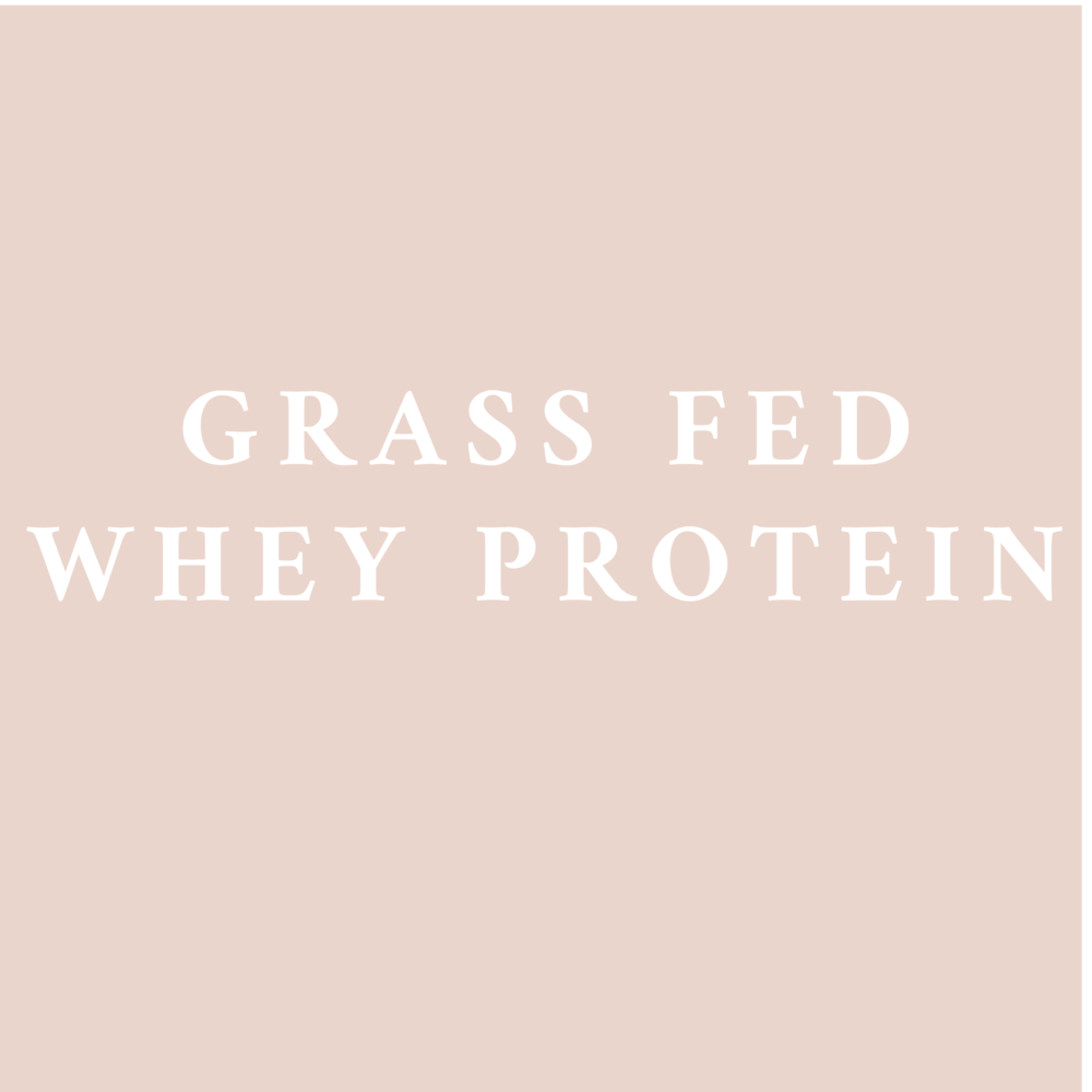 Whey is rapidly digested and absorbed by the body making it great for post-exercise recovery. It contains all of the essential amino acids, including high amounts of leucine to quickly rebuild muscle.