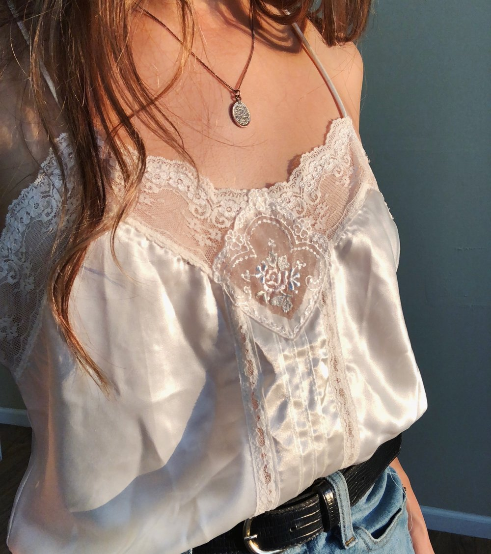Check out my vintage shop, Wornable, here. -