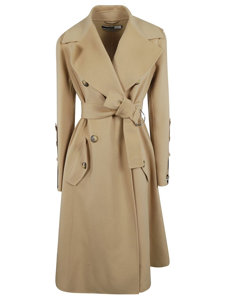 Belted Waist Classic Trench by SPORTMAX -