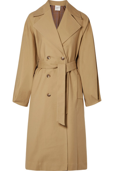 Kamille Trench Coat by SEA -