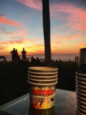 Sunset @ Cullen Bay -