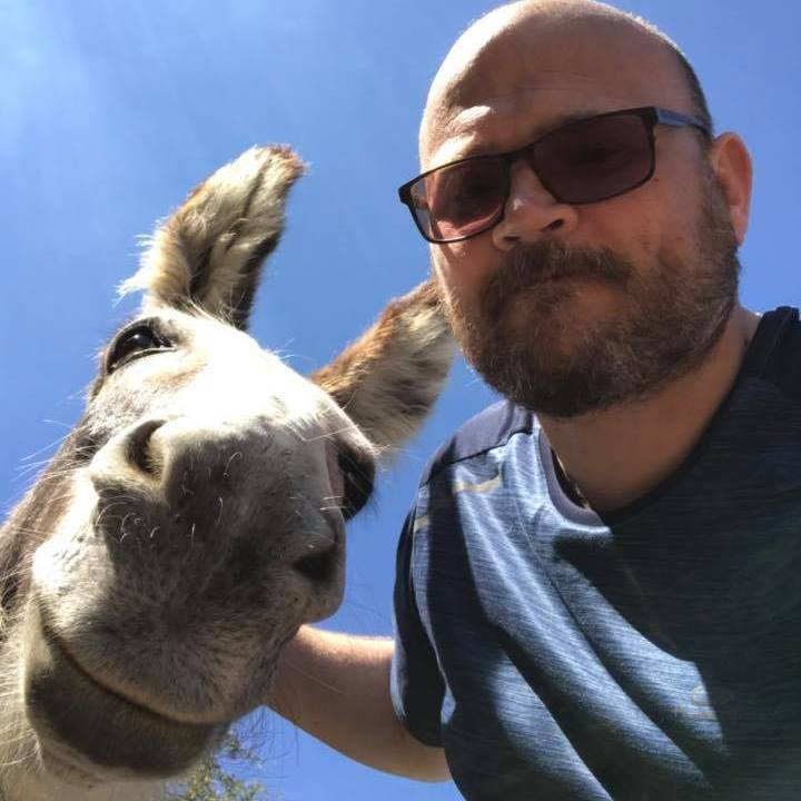 Donkeys do not need life coaching or nlp. They are already extremely mindful. But it can be very beneficial for us humans