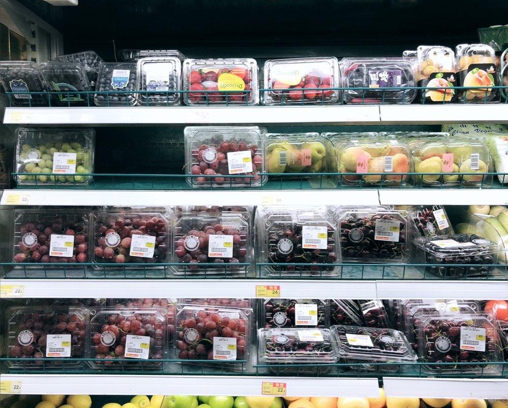 Supermarket packaging :(