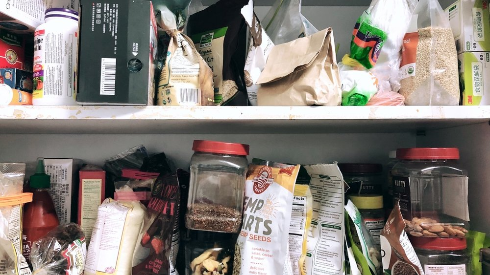 My original pantry