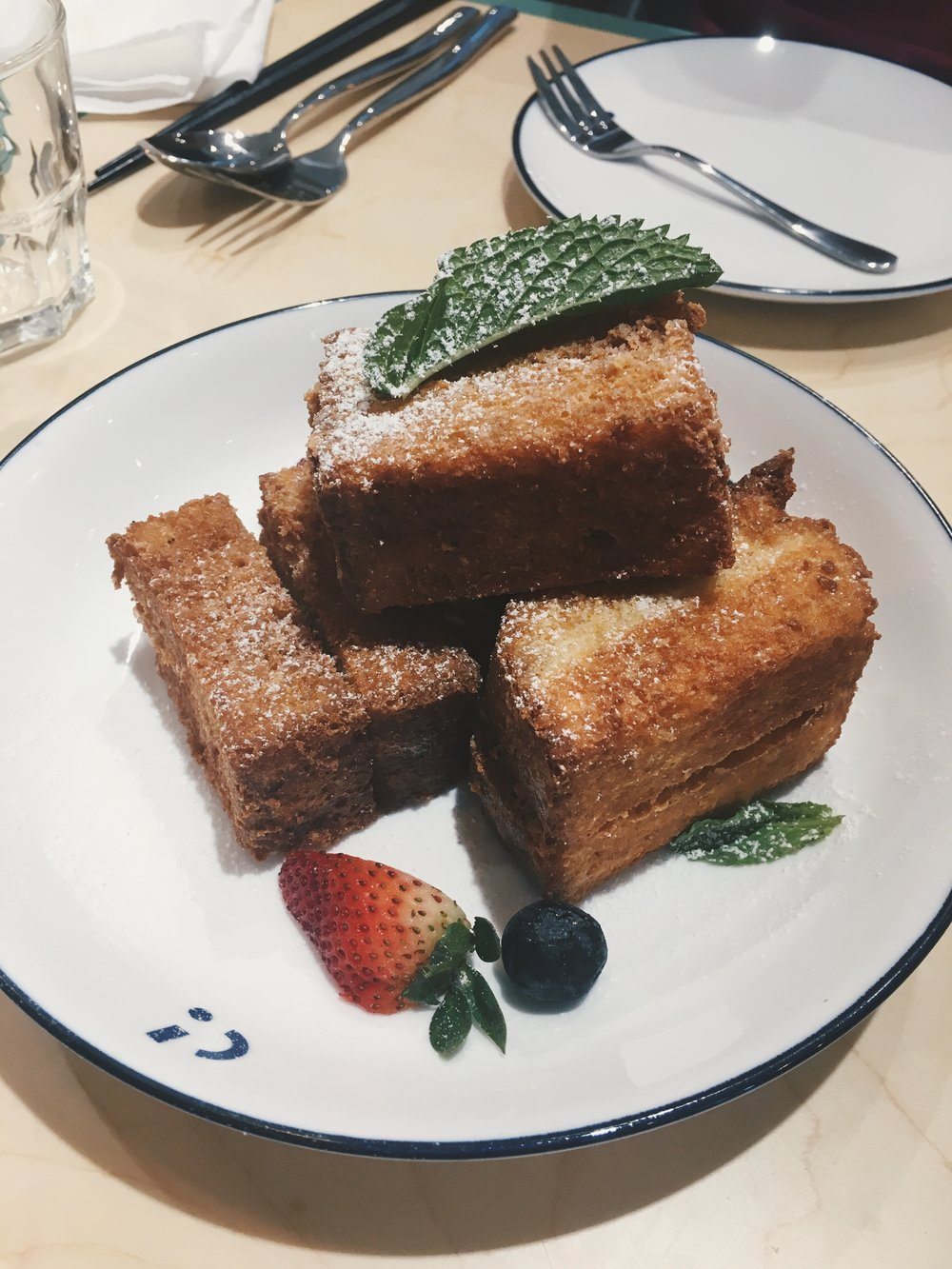 Unevil French Toast from Kind Kitchen ($68)